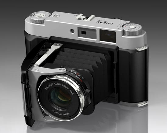 Are Fuji Working On A New Medium Format Camera?