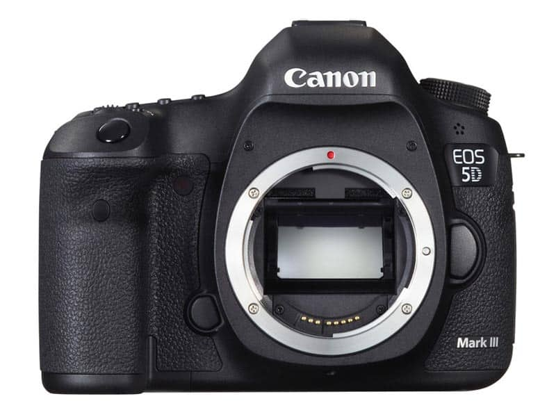 Deal! Save $300 On The Canon EOS 5D Mark III