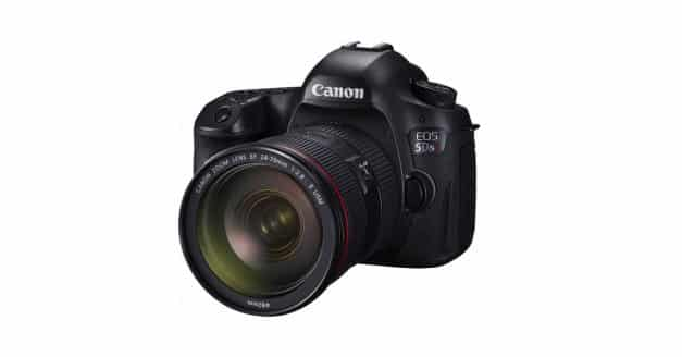 Canon 5DS And 5DS R Begin To Ship To Reviewers
