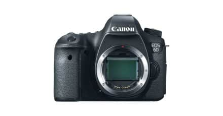 More EOS 6D Mark II Details Emerge