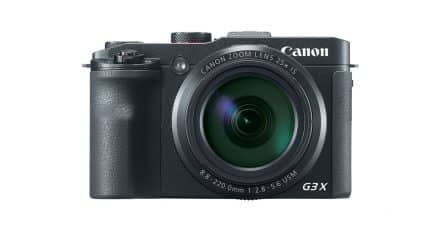 Just Announced: Canon G3X