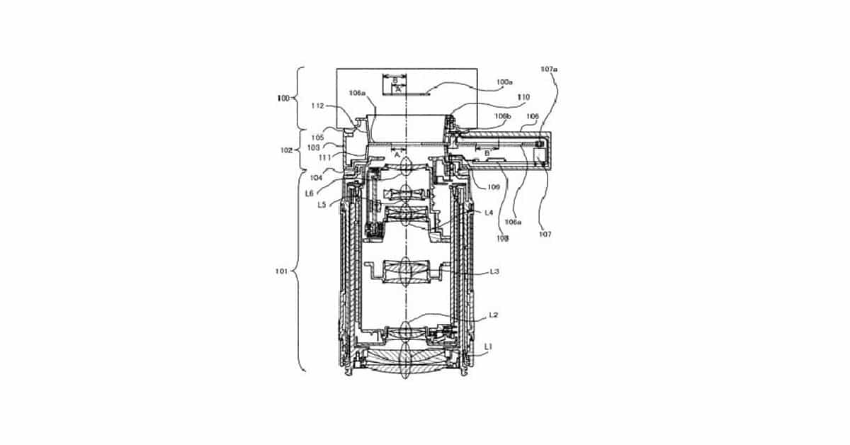 Patent: Canon Working On A Full Frame Mirrorless Lens Adapter?