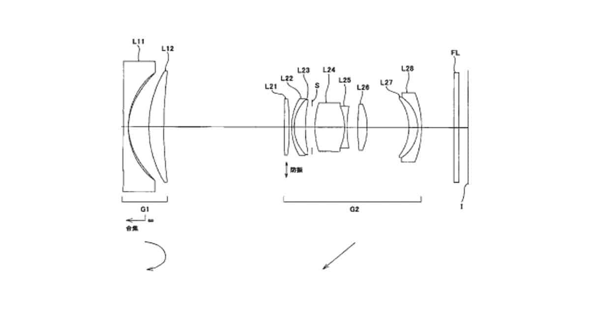 Patent: Nikon 28-80mm f/3.5-5.6 VR Full Frame Mirrorless (!)