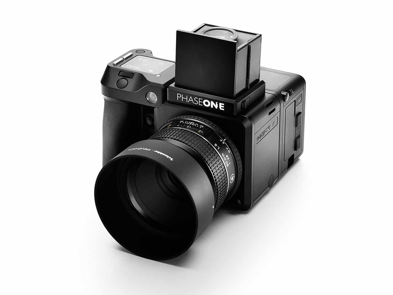 Phase One Launches New XF Camera, IQ3 Digital Backs + New ...