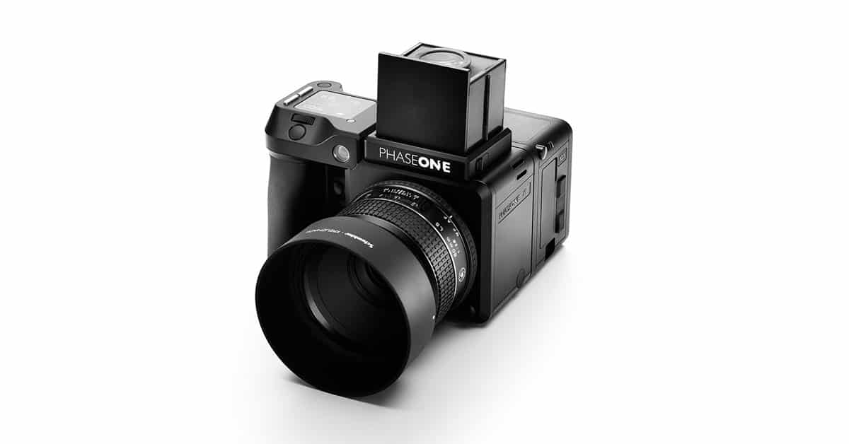 Phase One Launches New XF Camera, IQ3 Digital Backs + New Lenses