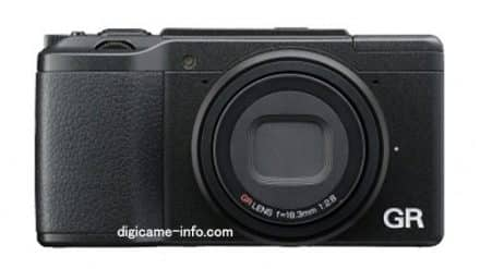 First Image Of Ricoh GR II Leaked