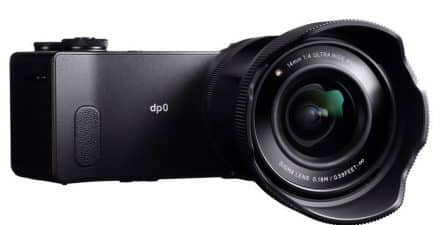 Sigma Announces Price and Availability of the dp0 Quattro Camera