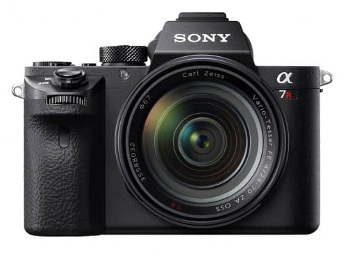 Just Announced: Sony A7R II