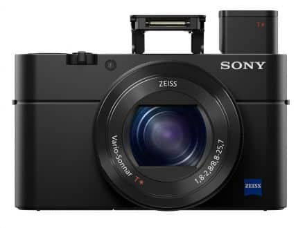 Just Announced: Sony RX100 IV