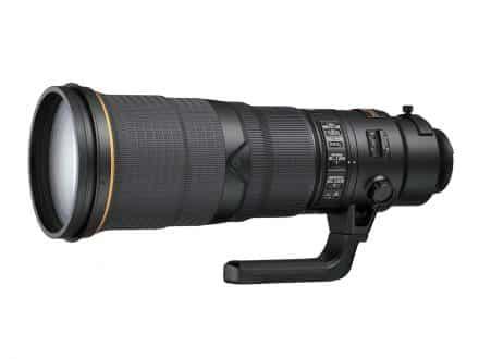 Nikon Nikkor 600mm f/5.6 PF On the way