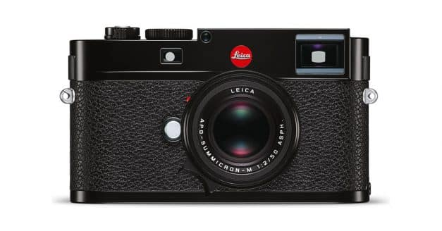 Now Shipping: Leica M Typ 262
