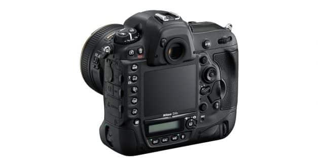 Nikon Announces Development Of D5 Camera