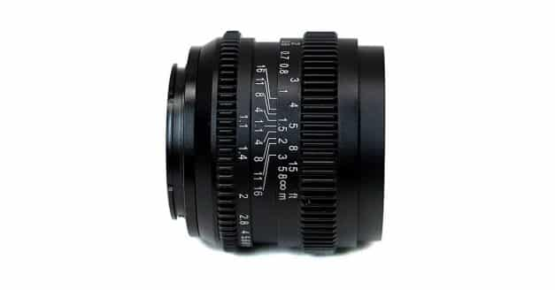 Just Announced: 50mm f/1.1 for Sony FE Mount from SLRMagic
