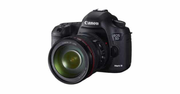 Canon's Next 5D Camera Rumored to Feature 4K Video.