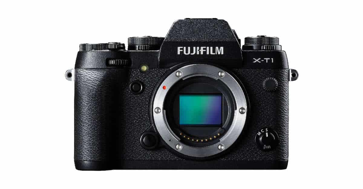Save $500 on the Fujifilm X-T1 AND get the XF 35mm F/2 FREE