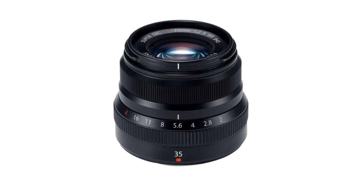 Fujinon XF 23mm F/2.0 Rumored for Later This Year.