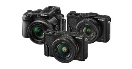 No Sign of the Nikon DL Cameras at CES