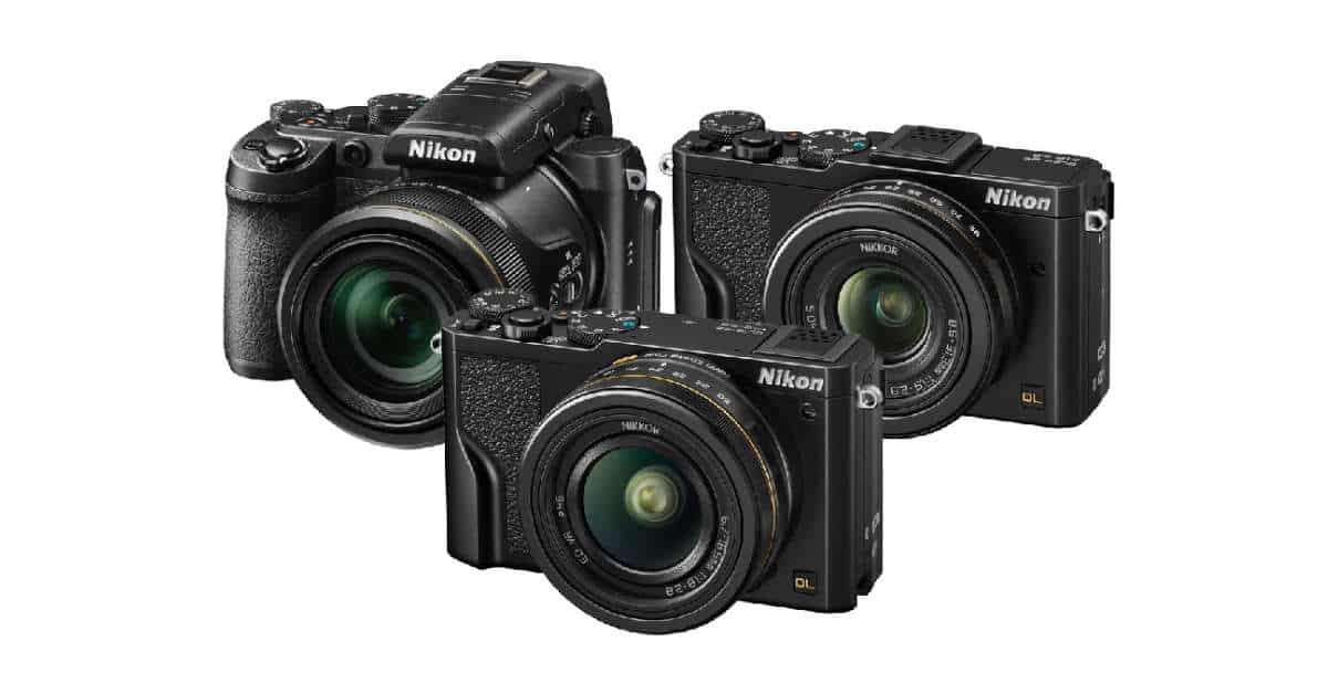 Just Announced: Nikon Reveals Three DL Series Premium Compacts