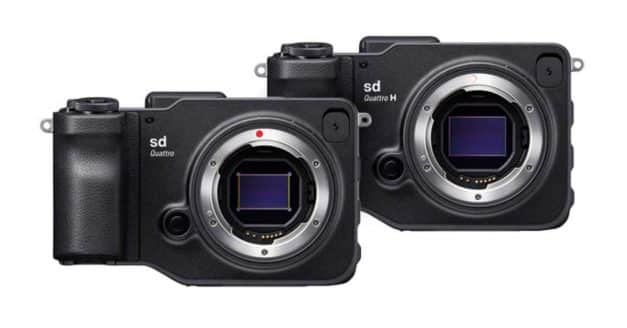 Just Announced: Sigma Reveals Two Sd Quattro Mirrorless Cameras