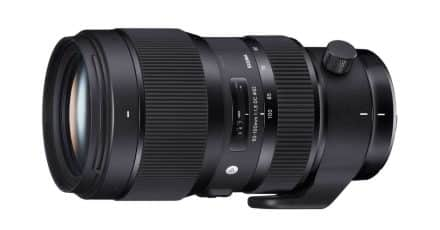 Just Announced: Sigma Reveals 50-100mm F/1.8 DC HSM Art Constant Aperture Telephoto Lens