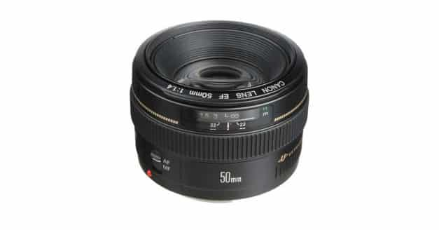 Canon Ready to Announce EF 50mm F/1.4 Replacement