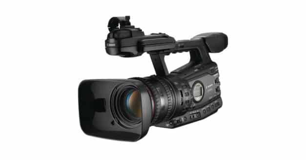 Deal: Canon Giving Instant Rebates On Professional Camcorders.