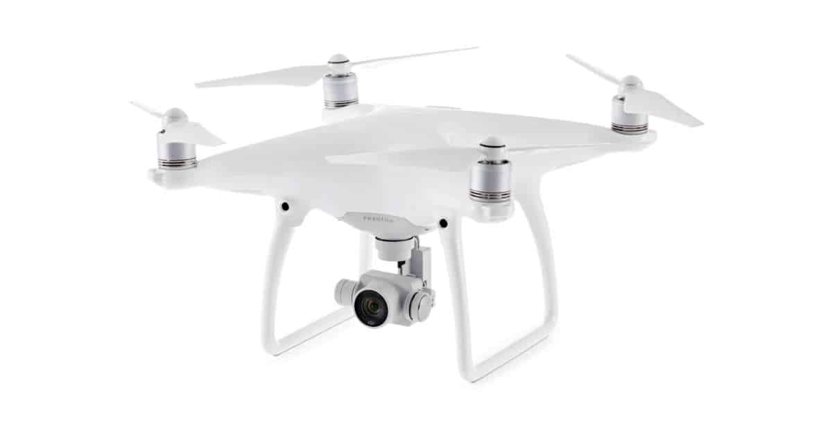 Just Announced: DJI Phantom 4 Quadcopter, Bringing Auto-Flight to the Masses