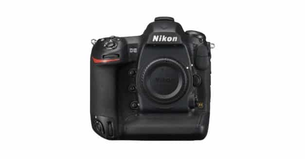 Nikon D5 (CF) Now in Stock at Online Suppliers