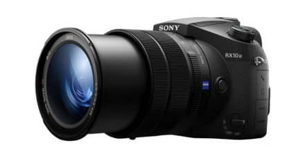 Sony Announces RX10 III Digital Camera With 24-600mm Lens!