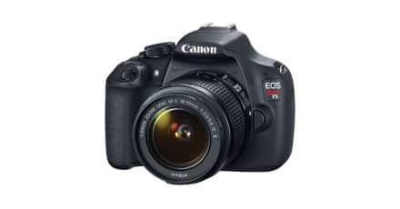 Images Leak of New Canon Entry-Level DSLR, the Rebel T6