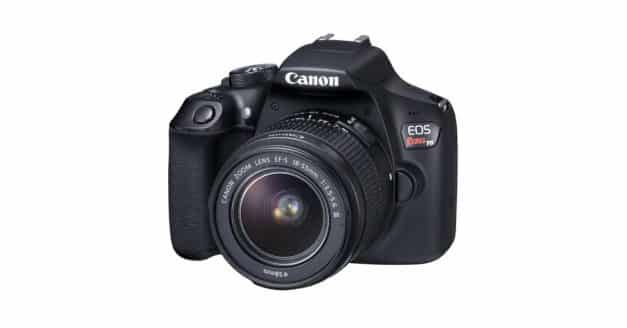 Just Announced: Canon Reveal the Rebel T6 Entry-Level DSLR