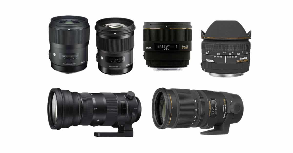 Sigma Will Make Sony FE Mount Lenses