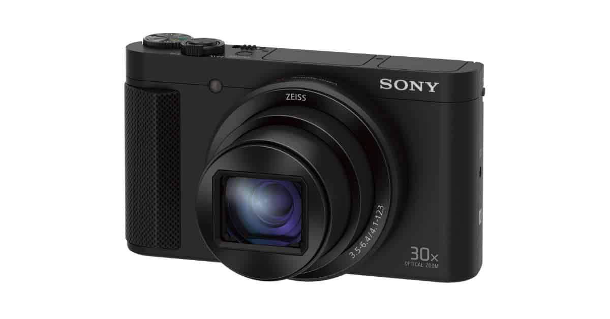 Just Announced: Sony cyber-shot DSC-HX80 Digital Compact