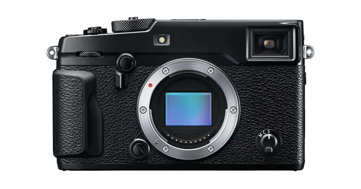 Fuji X-Pro2, X-T2, X-T1 and EF-X500 Receive Firmware Updates