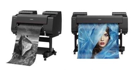 Canon Updates imagePROGRAF Printer Range