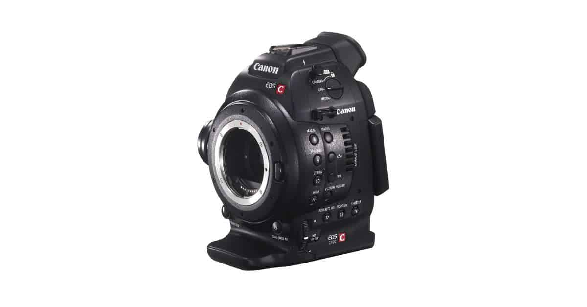 Deal: Save up to $1,500 On Canon EOS C100 Cinema Cameras!