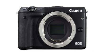 New Canon EOS M5 Mirrorless Camera Passes Russian Certification