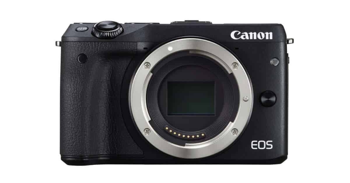 Canon Working on Full Frame Mirrorless Camera