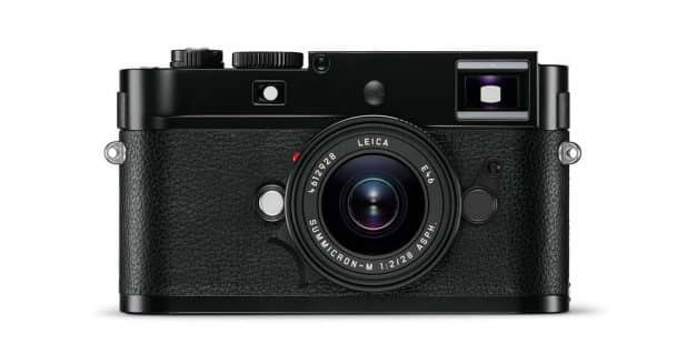Updated: Leica Officially Announces the M-D (Typ 262)