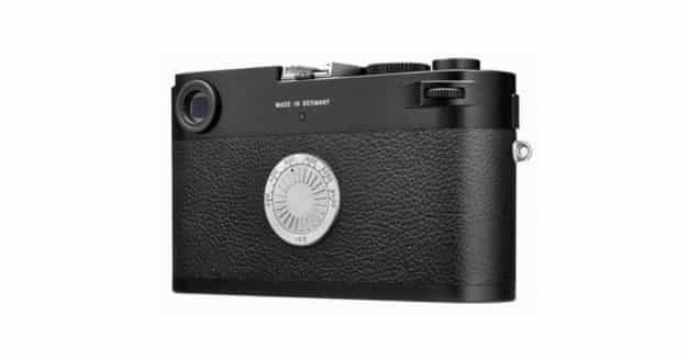 Leica M-D (Typ 262) Leaks in All Its Paired Down Glory