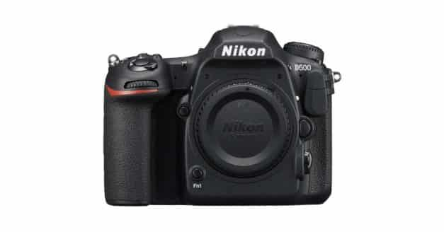 Nikon D500 Now Shipping From US Retailers.