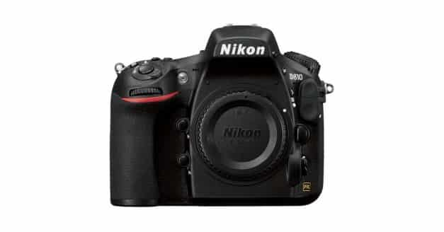 Save $500 on the Nikon D810