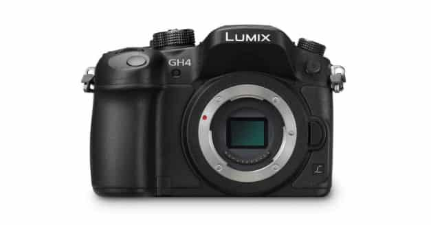 Panasonic GH5 to use Sony Sensor