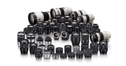 Sony to Announce six FE Lenses in the Next six Months?
