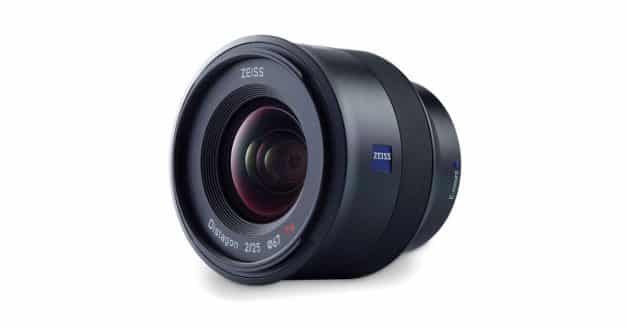First Zeiss Batis Lenses now Available.