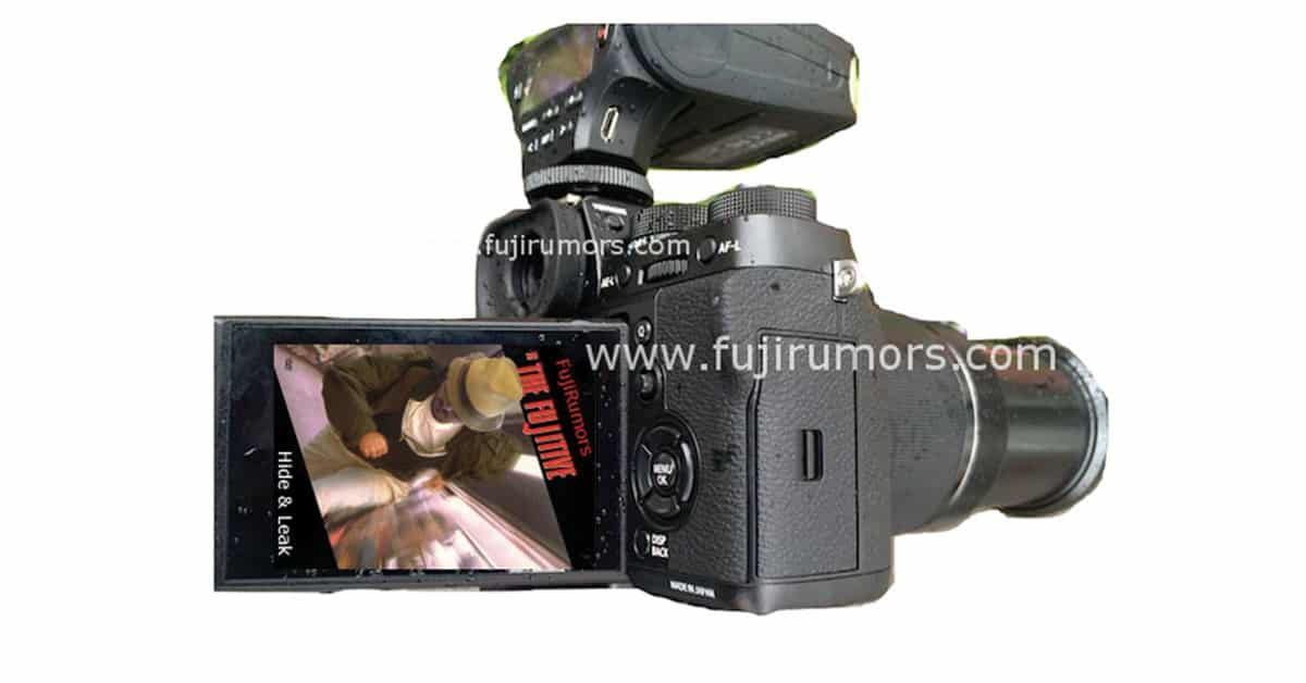 Fuji X-T2 Photos Leaked!