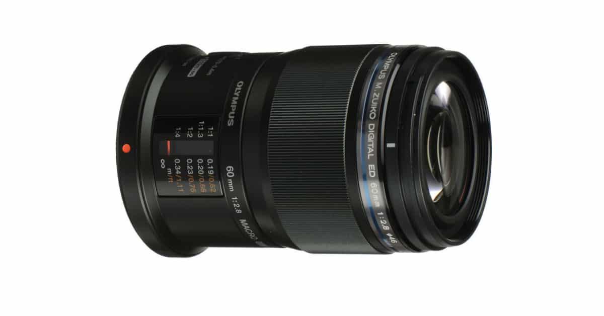 Olympus 30mm F/3.5 Macro Lens Spotted