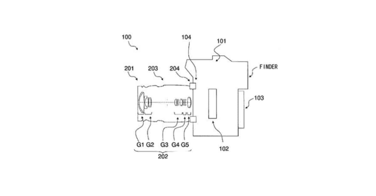 Panasonic Patents 12-100mm F/4.0-5.8 M4/3 Lens