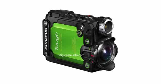 First Olympus Tough TG-Tracker Footage LEAKED