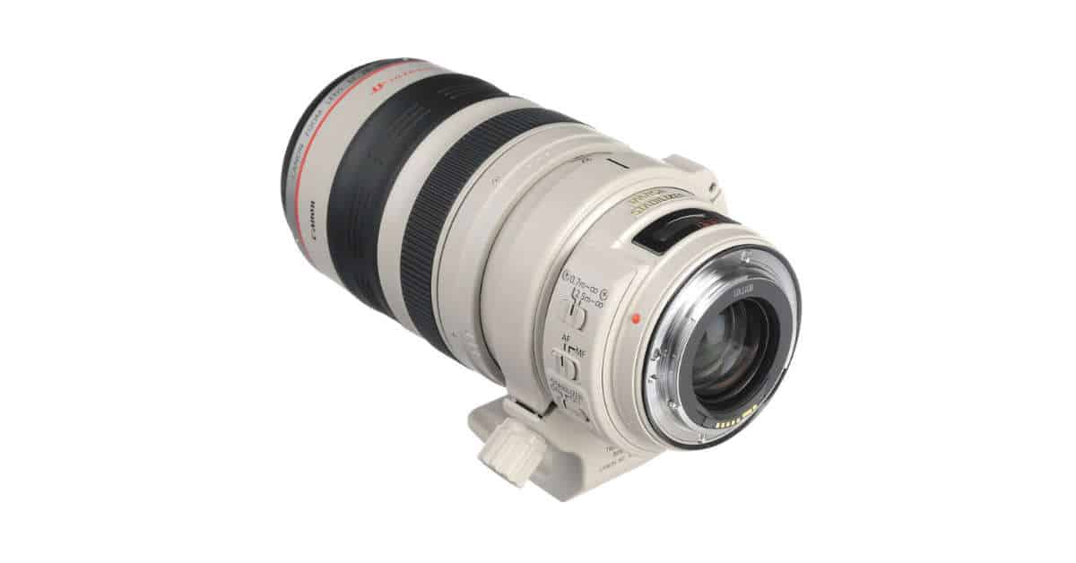 Canon Patents EF 28-560mm F/2.8-5.6